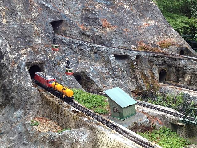 tunelové propojení