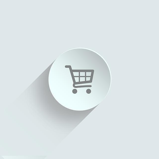 Ikonka nákupní košík